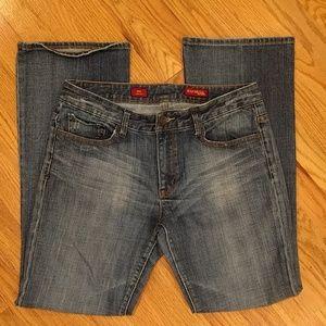 Express Jeans Mia Boot Leg denim